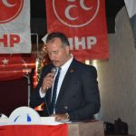 Milliyetçi Hareket Partisi Mustafakemalpaşa  İlçe Başkanı Ahmet Beygirci oldu
