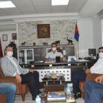 Milliyetçi Hareket Partisi (MHP) İlçe teşkilatından Ziyaretler.