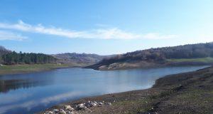 Göletteki kuraklık tedirgin ediyor